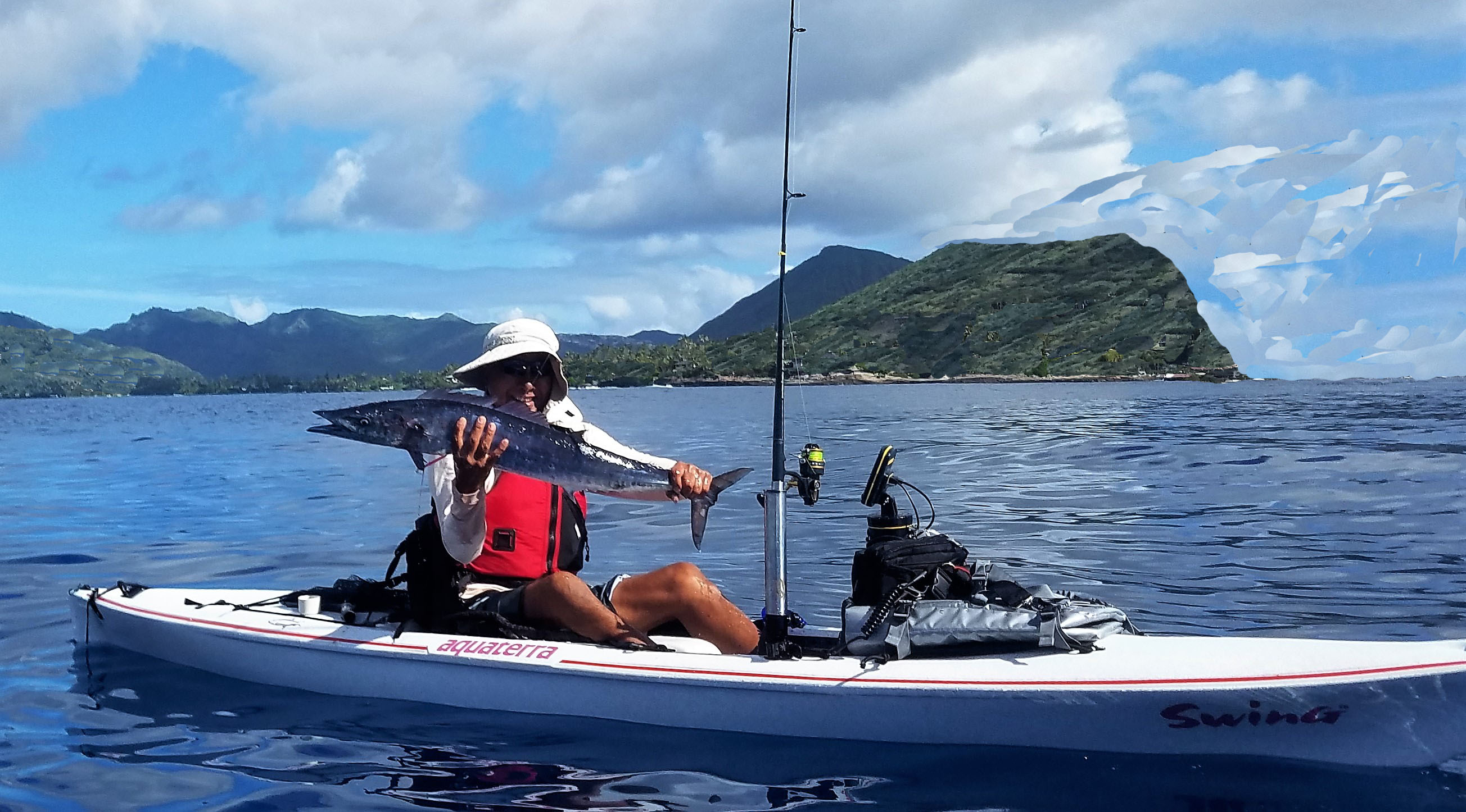 de4b23aaa98 Frank and I first fished together in 2014 just as this website's blog  began. He is a very accomplished longboard surfer of Hawaii surfing  aristocracy, ...