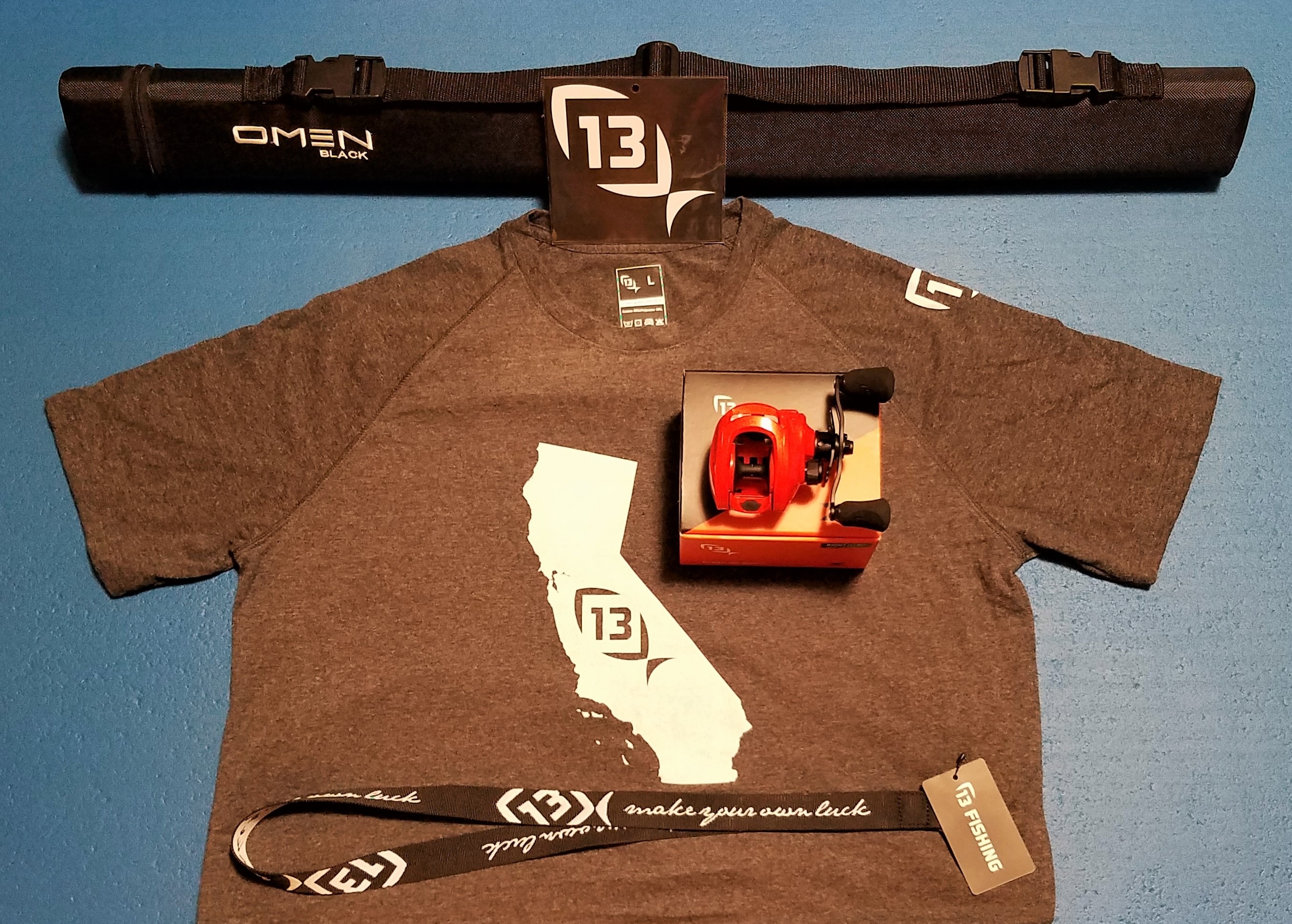 Product Review: 13 Fishing Omen Travel Rod and Concept Z